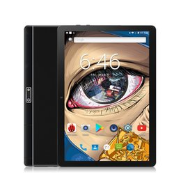 3g phablet tablet pc Australia - Original 10 inch 3G 4G LTE tablet pc Android 7.0 Octa Core 4GB+32GB 1280*800 IPS Dual SIM Card WIFI Bluetooth Smart phablet 10.1