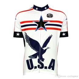 70083755f New Men Cycling Short Sleeve Jersey Quick Dry Bicycle Shirts pro team  Cycling Clothing breathable BIKE jerseys outdoor Sportswear E2202