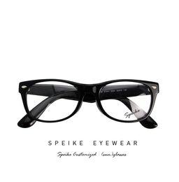 $enCountryForm.capitalKeyWord Australia - SPEIKE Customized prescription Eyewear New Fashion shield Eyeglasses R 5184F Frames For Men and Women can be myopia glasses reading glasses