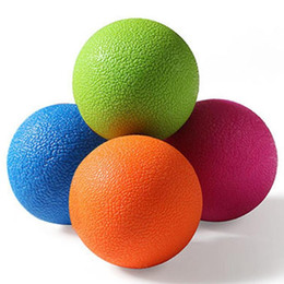 $enCountryForm.capitalKeyWord Australia - Sports Yoga Muscle Relax Fatigue Roller Gym Fitness Massage Therapy Body Exercise Ball Fitness Equipments for Women