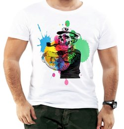 funny birthday cartoons NZ - Colorful Skull Sailor Man Popeye Men T shirt Birthday Present Cartoon Funny Gift Funny free shipping Unisex Casual