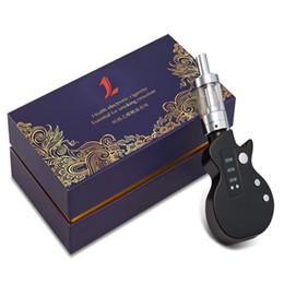 Dhl Free Guitar UK - Original Guitar 50w Vape Mods Starter Kits 1050mAh Vape Pen Battery Vaporizer Portable Box Mod Electronic Cigarette DHL Free