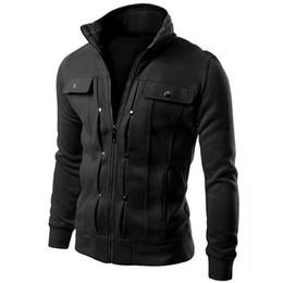 Multi purpose clothing online shopping - Brand Cardigan Multi Button Hoodies Men Causal Fashion Tracksuit Male Sweatshirt Mens Purpose Tour XL Men Clothing