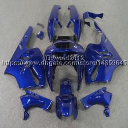 Cowl Fairing Australia - 23colors+Free gifts blue ABS motorcycle cowl for Kawasaki Ninja ZX-9R 94-97 ZX9R 94-97 Fairings