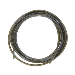 Sink Accessories UK - Lines 2m Carp Silicone rigs tube Inner diameter 1mm ID sleeve pretend lines Useful accessory for outdoor carp