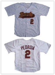 Baseball Arizona Canada - Deluxe Edition Mens #2 Dustin Pedroia Jersey,Arizona State ASU Baseball Jerseys,Double Stitched White Embroidery Jersey