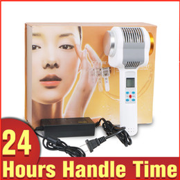 ultrasonic for instruments 2019 - New Products ion import&export instrument wrinkle removal acne remove cleaning instrument ultrasonic massager for facial