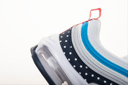 Jessie store Paarra x mAAX 97 Blue White Red Baby Primeros andadores