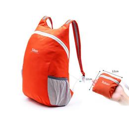 $enCountryForm.capitalKeyWord Canada - Fashion Nylon Foldable Backpack Waterproof Backpack Folding Bag Portable Men Women Backpack for Travel free shipping