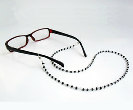 eyewear chains NZ - Eyeglasses Cord spectacle sunglasses eyewear chain reading glasses holder 6 different colors for options