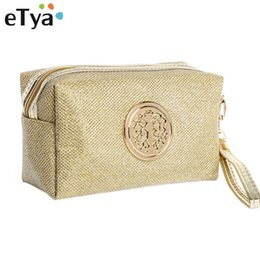 $enCountryForm.capitalKeyWord Canada - eTya Women Cosmetic Bag Travel Make Up Bags Fashion Ladies Makeup Pouch Neceser Toiletry Organizer Case Clutch Tote Hot Sale