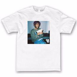 415f34df Lil Uzi Vert T Shirt Tour Luv Is Rage The Real Uzi Vs. The World 100% Cotton  Letter Printed T-Shirts top tee Shirt