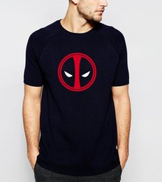 2356a11d408a91 hot sale 2018 Summer X-men Deadpool T-Shirt 100% Cotton Comfortable T  Shirts S-3XL Cartoon Top Tees For Fans Camiseta Masculino