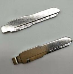 Chevy Wholesale Australia - 10Pcs lot Best Folding Key Blade For Suzuki Swifts Car key embryo replacing the key head NO.52