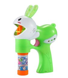 $enCountryForm.capitalKeyWord Canada - suzakoo sport toy Random color Rabbit cartoon patter Automatic Bubble Gun Electric Toys one pcs game playing for children