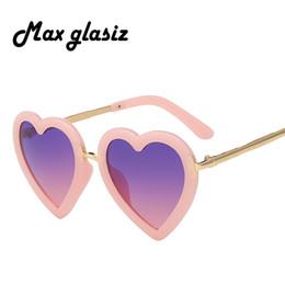 b7ccd80fac9 Children Kids Sunglasses Fashion Cute UV400 Designer Frame Eyewear Baby  Girls Sunglasses Sun Glasses