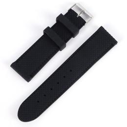 $enCountryForm.capitalKeyWord UK - Men Sport Band Soft Silicone Strap Rubber Waterproof Wrist Watch Band 18-24mm