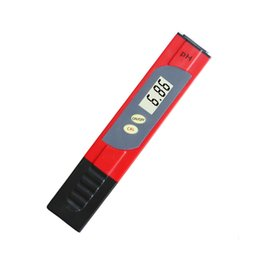 $enCountryForm.capitalKeyWord UK - PH pen Water PH Meter Pocket PH Pen Digital Tester IA 0.0-14.0pH for Aquarium Pool Water Laboratory Temperature Compensation Retail