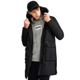$enCountryForm.capitalKeyWord UK - New thick long winter down jacket men famous brand clothing black fur white duck down parkas male