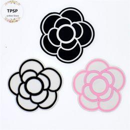 series package 2019 - CUTEHORSE cartoon series rose flower PVC fridge magnets kid education whiteboard magnetic stickers Refrigerator Sticker