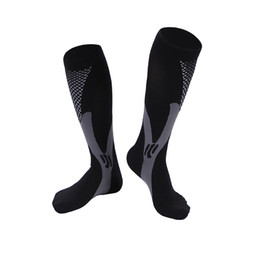 Huf Stockings UK - Leg Support Stretch Compression Socks Active School Team Socks Firm Pressure Circulation Quality Knee High Orthopedic Support Stocking