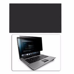 Laptop Filter Australia - monitor film 8 inch Privacy Protecting Filter Anti-peeping Screens Protective Film for 16:9 Laptop Computer Monitor