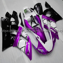 Full Set Fairings NZ - 23colors+5Gifts blue motorcycle Full fairing kits for Yamaha YZFR1 98 99 YZF R1 1998-1999 ABS Plastic Bodywork Set