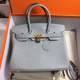 35 CM 30 CM 25 CM 2018 Famosa Marca H K bolsas Totes mulheres de luxo Sacos de couro Genuíno Moda senhora Bolsa de Fábrica atacado Em Estoque Imagem Real
