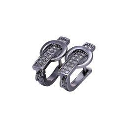 $enCountryForm.capitalKeyWord UK - Handmade DIY Jewelry Ear Cuff Fitting Fashion Clasps Earrings Accessories Copper CZ Rhinestone DIY Findings for Jewelry Making Wholesale