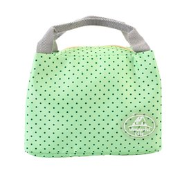 Chinese  Handle Lunch Bag Insulated Thermal Cooler Travel Picnic Carry Tote Case Cute manufacturers