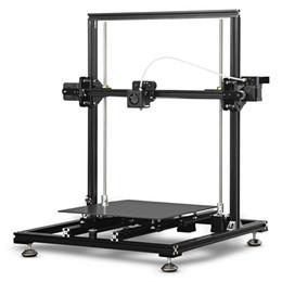$enCountryForm.capitalKeyWord UK - Desktop aluminium metal 3d printer Tronxy X3S industrial metal frame Aluminum Frame High Precision LCD Display Screen 3D Printer DIY Kit