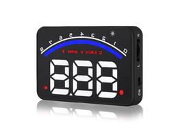 $enCountryForm.capitalKeyWord Australia - New arrival universal car digital speedometer OBD2 interface car dash board HD display vehicle head up display