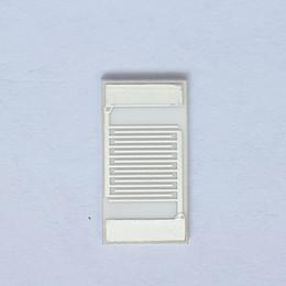 Ingrosso Elettrodi interdigitati Condensatore Ag-elettroceramica Argento Elettrodi interdigitati per sensore