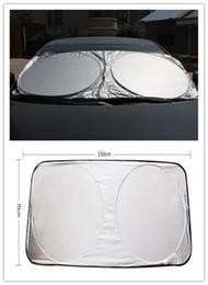 $enCountryForm.capitalKeyWord NZ - 20PCS Car Sunshade Front Rear Windshield Window Foldable Sun Shade Shield Sun Visor UV Block Auto Sun Visor Windshield Block Cover