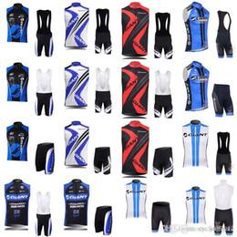 $enCountryForm.capitalKeyWord Canada - 2018 new GIANT men\'s Cycling Sleeveless jersey Vest bib shorts sets riding bike shirts Summer breathable bicycle wear clothing F0802