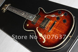 Chinese  free shipping Wholesales New Arrival jazz Electric Guitar cherry burstgibson manufacturers