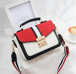 small square cosmetic bag NZ - Chain small bag new female small square bag wild shoulder mini Korean version cosmetic bag
