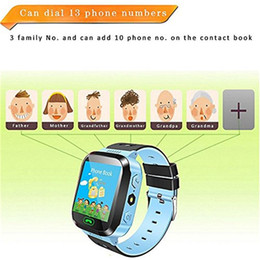 Gps for children online shopping - Newest Q528 Kids Tracker Smart Watch with GPS Flash Light Touchscreen SOS Call LBS Location Finder for kid Child PK Q50 tracker in box