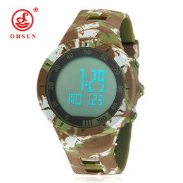 $enCountryForm.capitalKeyWord Canada - Sports Digital Men Wristwatch Army Waterproof Rubber Alarm Date LED Watches Kids Boys clock Gifts relogio masculino Top