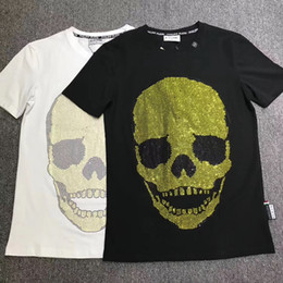 ae7798c6278 plain t shirts plus size 2019 - 2018 New Brand Mens T-Shirts Summer Printed