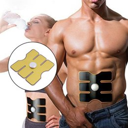 Ems Gear NZ - Abdominal Muscle Trainer Electrical Muscle Simulation Body Fit Health ABS Six Pad EMS Training Gear Multifunctional Supine Board