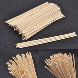 $enCountryForm.capitalKeyWord NZ - diffuser manufacturers 100pcs Premium Rattan Reed Fragrance Diffuser Replacement Refill Sticks Incense 3mm 3.5mm diffuse reflector