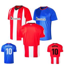 7b22e2a73 2018 2019 Bilbao Athletic Club Home Away Soccer Jersey 18 19 SUSAETA  MUNIAIN ITURRASPE Football Shirt WILLIAMS ADURIZ Camisetas de Futbol