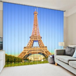 $enCountryForm.capitalKeyWord Canada - Customized Large flowers Luxury 3D Blackout Window Curtain Drapes For Living room Bed room Hotel Wall Tapestry Cortinas