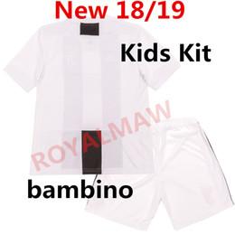 188449d53 18 19 DYBALA Kids Kit Soccer Jersey MANDZUKIC Home Football Uniform MATUIDI  2019 Youth Children Clothes HIGUAIN bambino Maglia CUADRADO Boys