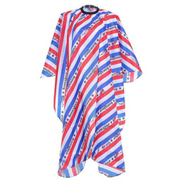 $enCountryForm.capitalKeyWord Canada - Colorful Salon Hair Cutting Cape Hairdressing Gown Waterproof Cloth Hair Styling Dyeing Gown Anti-static Hairdresser Cape Gown