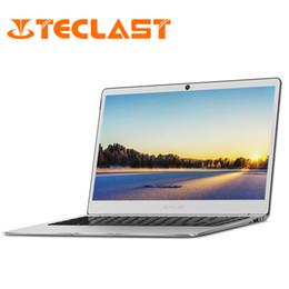 dual camera laptop 2019 - Newest Teclast F7 Laptop Windows 10 System 6GB RAM 128GB ROM 14 inch 1920*1080 IPS screen Dual WIFI Bluetooth Camera Not