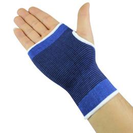 $enCountryForm.capitalKeyWord Australia - 2 PCS Wrist Hand Support Glove Weightlifting Protect Palm Elastic Brace Sleeve Sports Bandage Gym Wrap