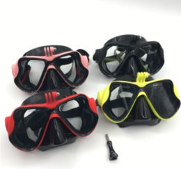 $enCountryForm.capitalKeyWord Canada - 2018 hot sale camera hanging diving mask diving snorkel diving accessories goggles glasses new underwater photography accessories
