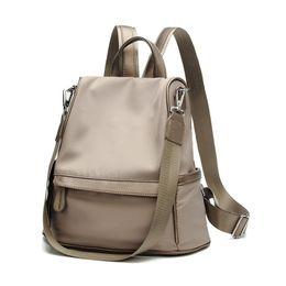 $enCountryForm.capitalKeyWord NZ - 2018 female new wild large capacity Oxford cloth backpack leisure travel bag anti-theft shoulder bag school bag